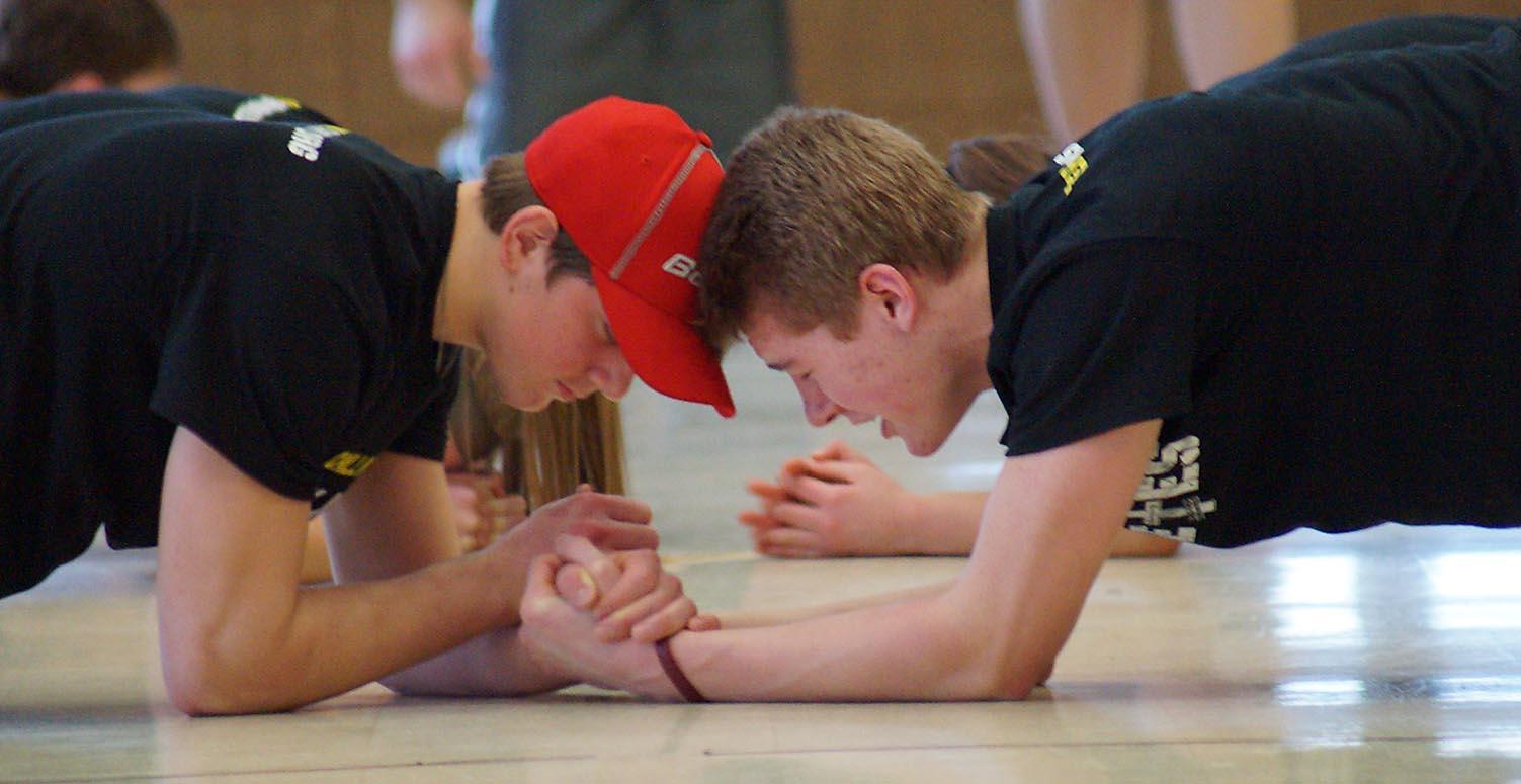 cross training teamwork