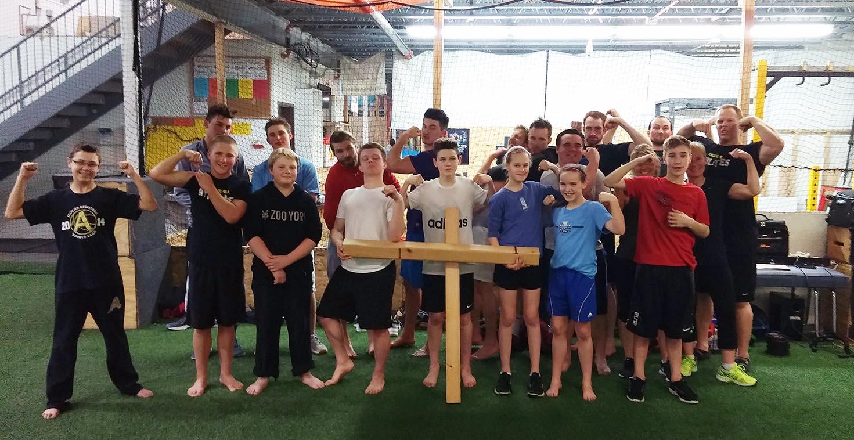 cross training group